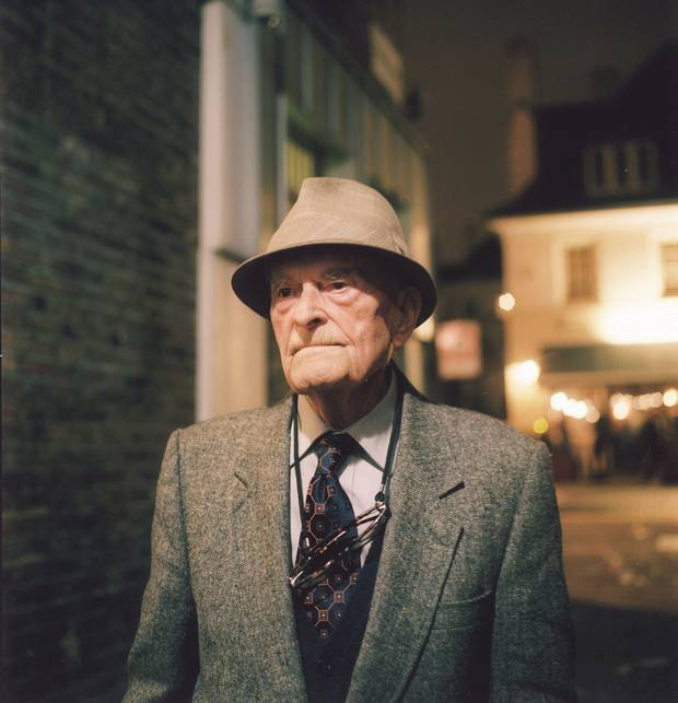 podcast harry leslie smith