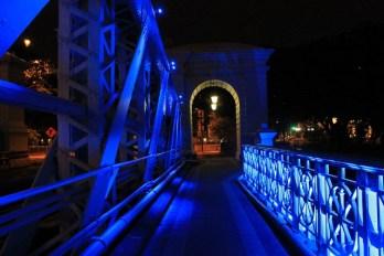 Bridge of Fullerton Road.