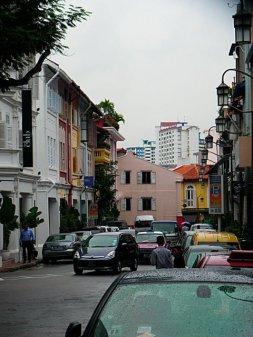 Ann Siang Road.