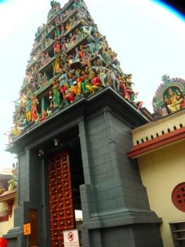 Sri Mariamman Temple.