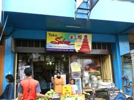 Penjual alat-alat dan bahan pembuat kue, Toko Subur.