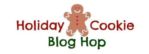Holiday Cookie Blog Hop Logo
