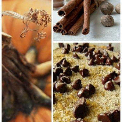 Pumpkin Coconut Chocolate Chip Muffins Recipe