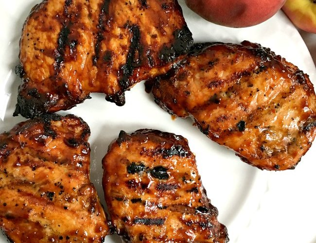 Easy Peach BBQ Sauce Recipe for Summer Grilling