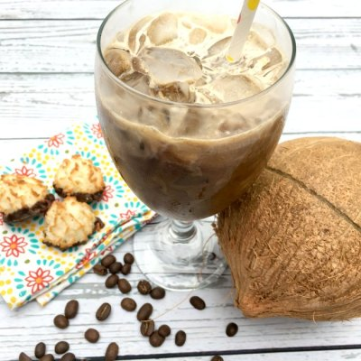 Hawaiian Coconut Cold Brew Coffee Recipe