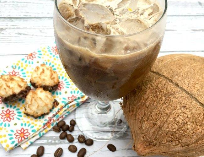Hawaiian Coconut Cold Brew Coffee Recipe