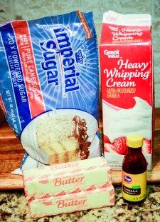 Best Buttercream + Ombre Cake-2854