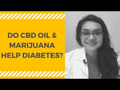 CBD OIL & MARIJUANA FOR DIABETES [0:11]