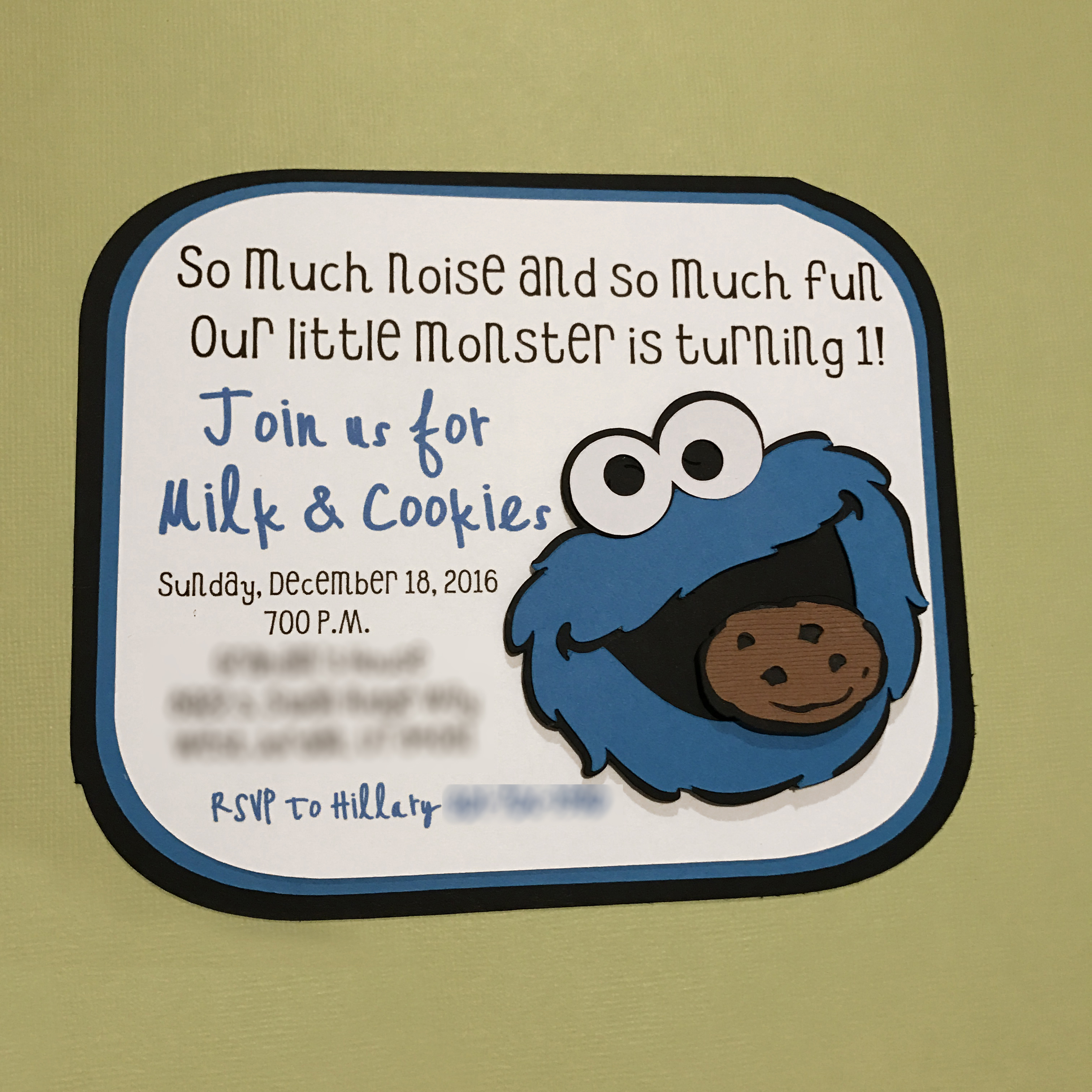 Cookie monster,Milk and cookie bar was so much fun to create using my Cricut Explore Air 2!! get all the details, tutorials, and recipes at sugarcoatedhousewife.com