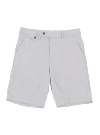 REVERSE SEAM SHORT Inspired by Steven Alan best selling shirt, the reverse seams shorts are just in time for beautiful weather! These shorts feature reverse seams detailing and slant pockets. 100% cotton made in the USA $168.00