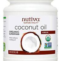 Unrefined, Virgin Coconut Oil