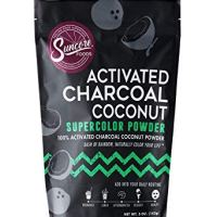 Activated Charcoal Coconut Powder