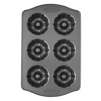 Mini Bundt Cake Pan, 6-Cavity