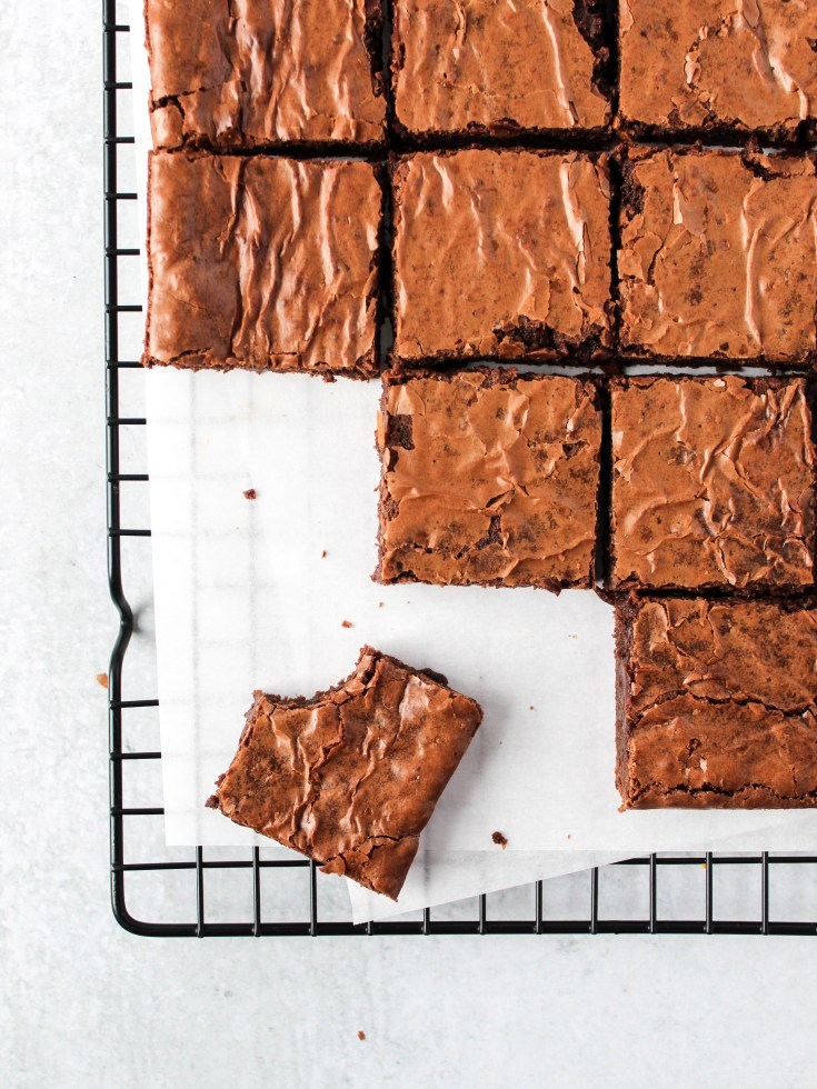 Classic Weeknight Brownies