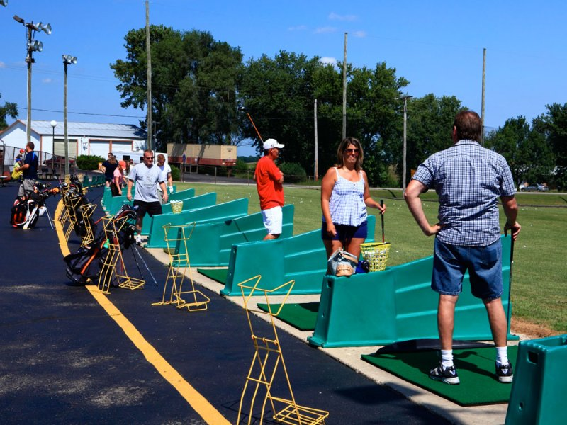 Outdoor Lighted Driving Range   Golf Lessons   Sugar Grove Golf Center Sugar Grove Golf Center   Lighted Driving Range