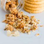 gra-pow cookie granola