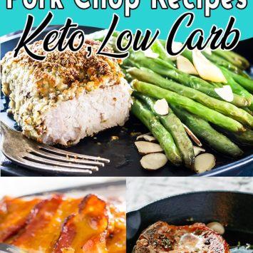 5 Baked Keto Pork Chop Recipes for Dinner