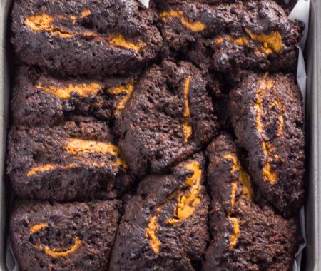 Chocolate Peanut Butter Low Carb Cinnamon Rolls (Keto, Sugar Free, Gluten Free)