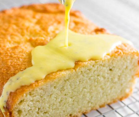 Lemon Keto Pound Cake (Low Carb, Sugar Free, Gluten Free)