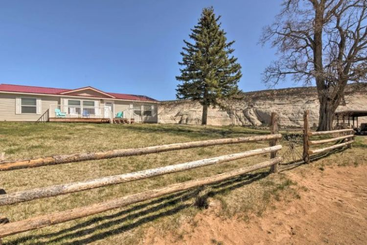 Guest Ranch House with a View 102
