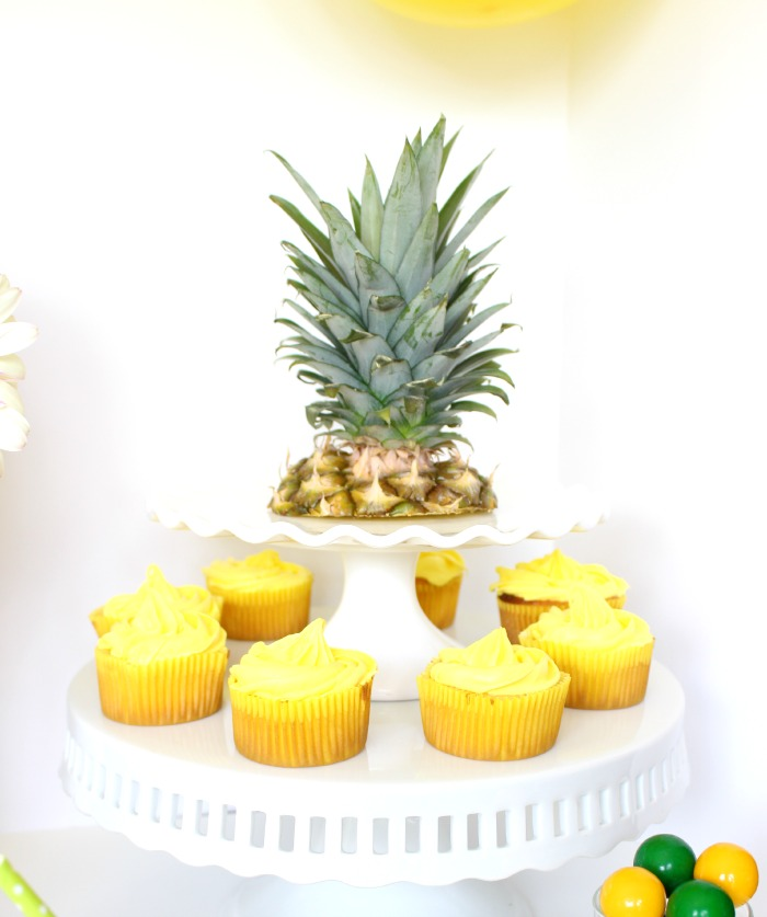 Pineapple Party Theme 4