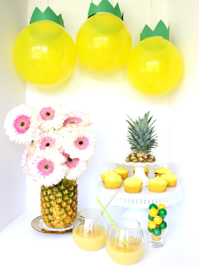 Pineapple Party Theme 5