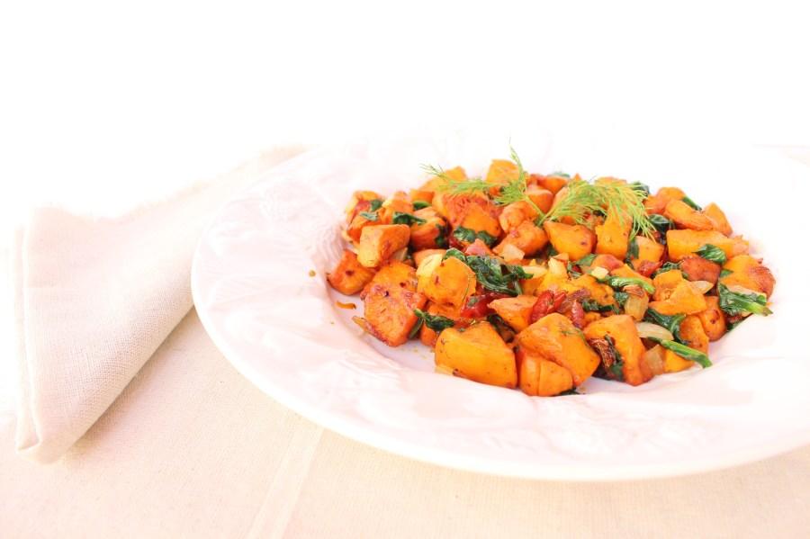 Sweet Potato & Herbs 3