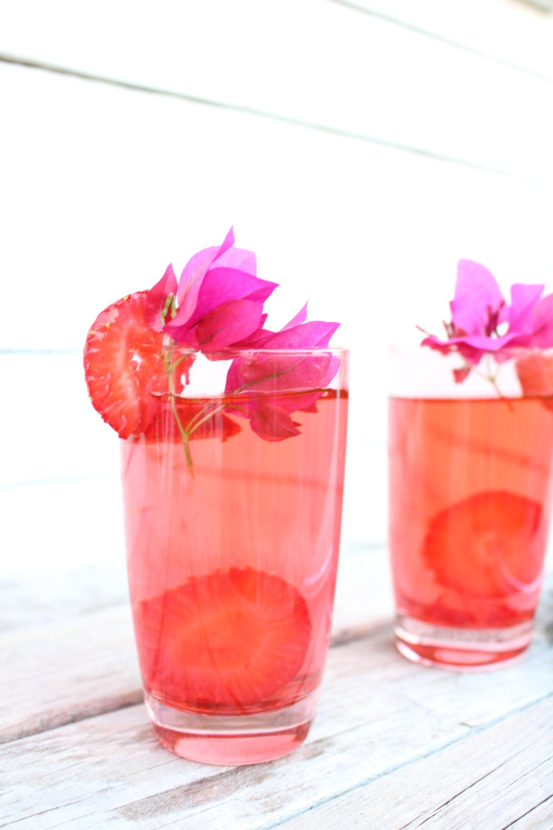strawberry molasses cocktail recipe