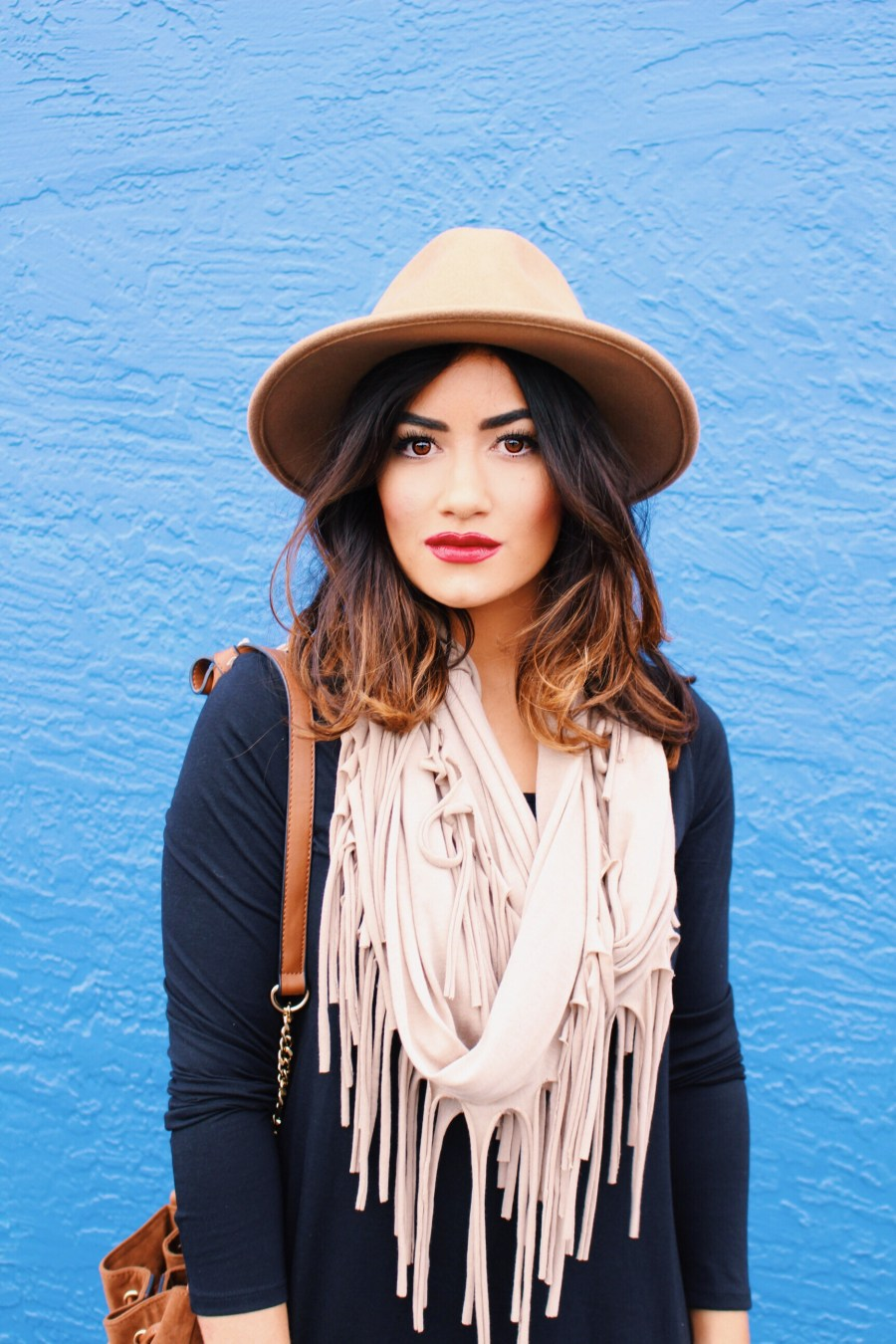 Fall fashion blogger outfit