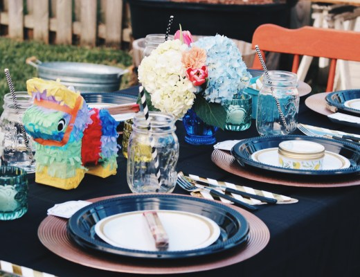 fiesta party decor