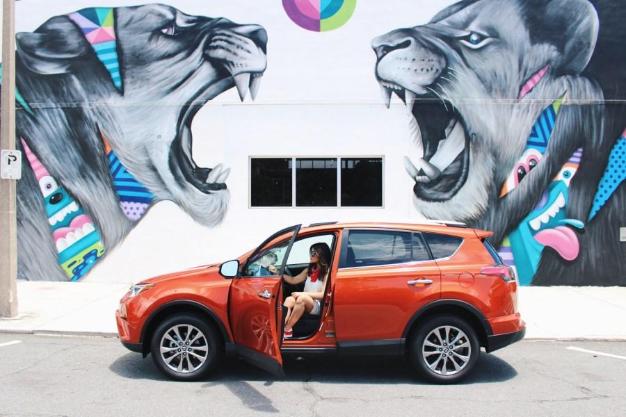 West Palm Beach Road Trip #ToyotaRAV4