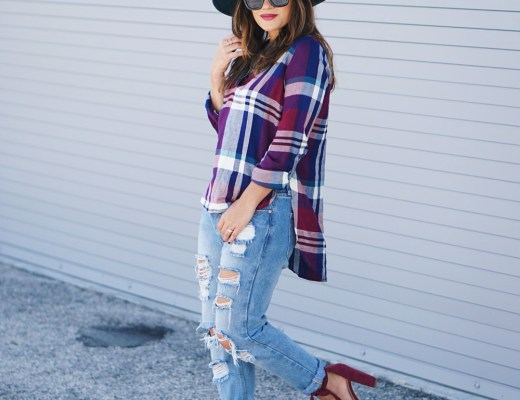 Discovery Clothing Plaid Shirt