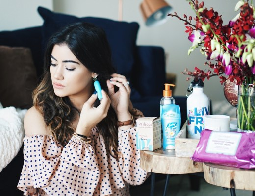 Relieving Stress and Feeling Refreshed: Everyday Products