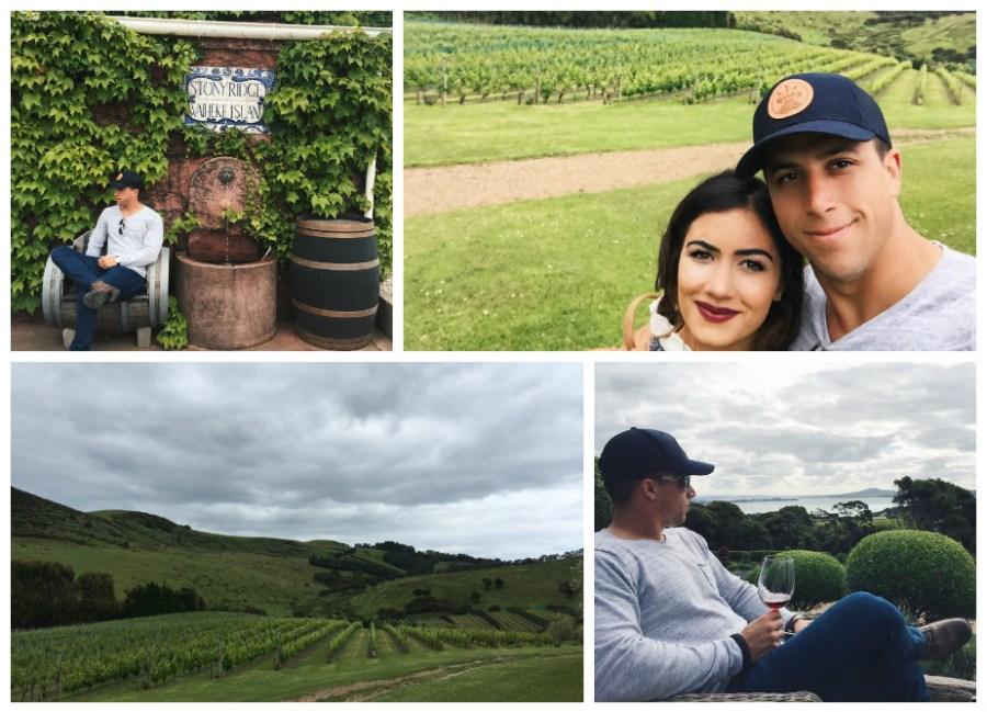 Mudbrick Winery in Waiheke Island