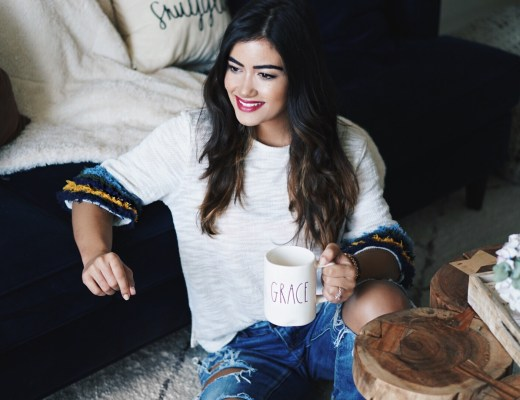 Sugar Love chic blogger Krista Perez shares her favorite At Home Casual Outfits