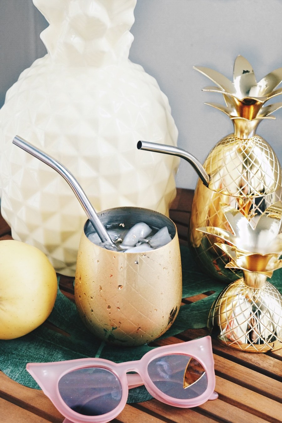 Sugar Love Chic blogger Krista Perez shares summer cocktail recipe