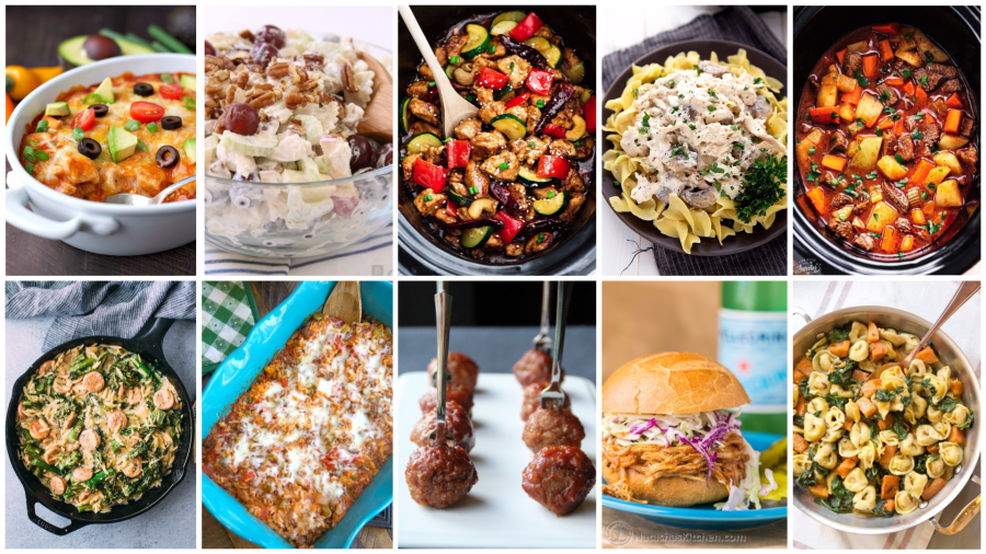 10 Easy Delicious Weeknight Meal Ideas