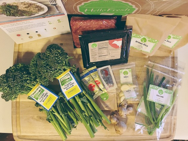 HelloFresh Meals for a Busy Mom