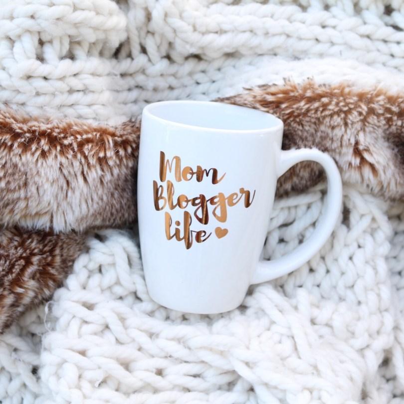 Mom Blogger Life Coffee Mug | Mom Blog Mug