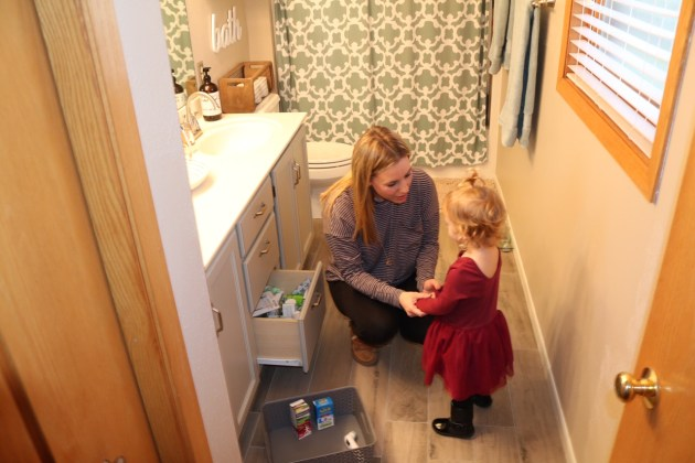 Tips for childproofing your medicine cabinet | Teach your child medicine is not candy