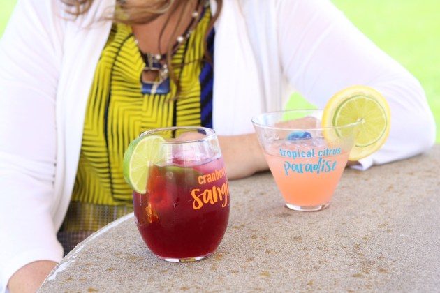 Mock-Tales with Mom - Celebrate summer with Ocean Spray mocktails