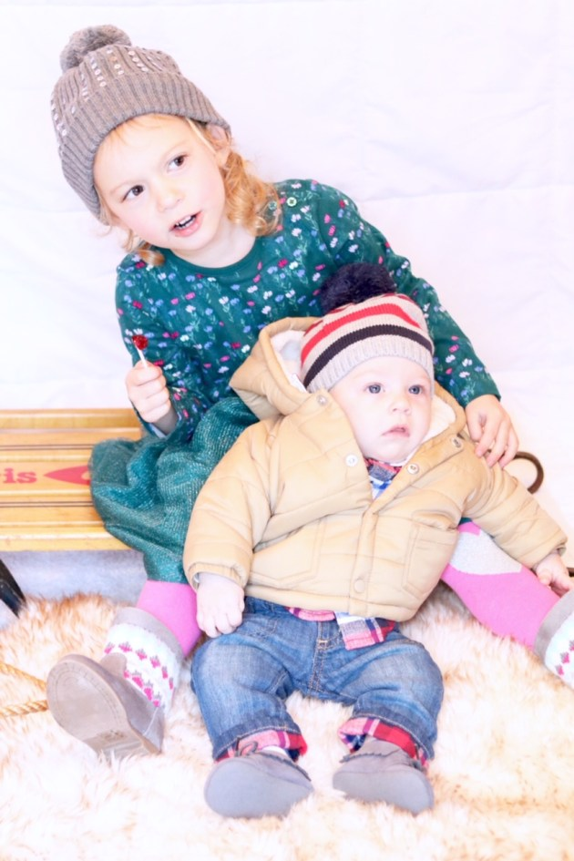 Holiday Traditions - THE BEST TIME TO BE A KID with Gymboree Brother and Sister
