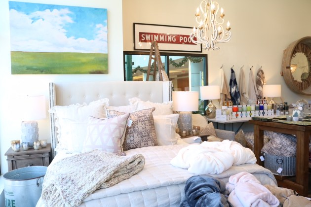 Last Minute Holiday Shopping at Hilldale - Home Market Bed