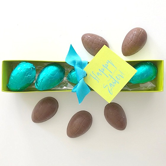 Milk Chocolate Easter Eggs