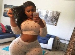 FRESH! Young Sugar Mummy Needs a Cool Guy To Handle Her