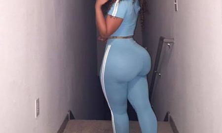 This Sugar Mama Needs A Sugar Boy To Satisfy Her Right Now