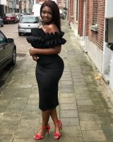 Rich African Sugar Mama Needs A Strong Boy For Satisfaction