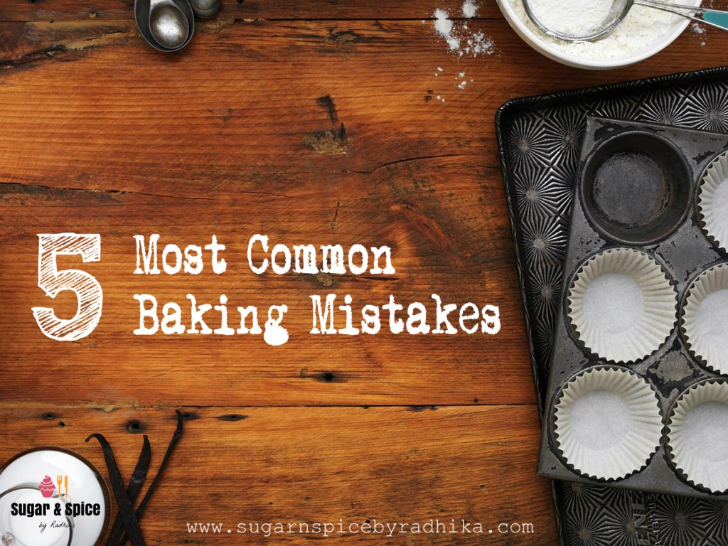 5-most-common-baking-mistakes