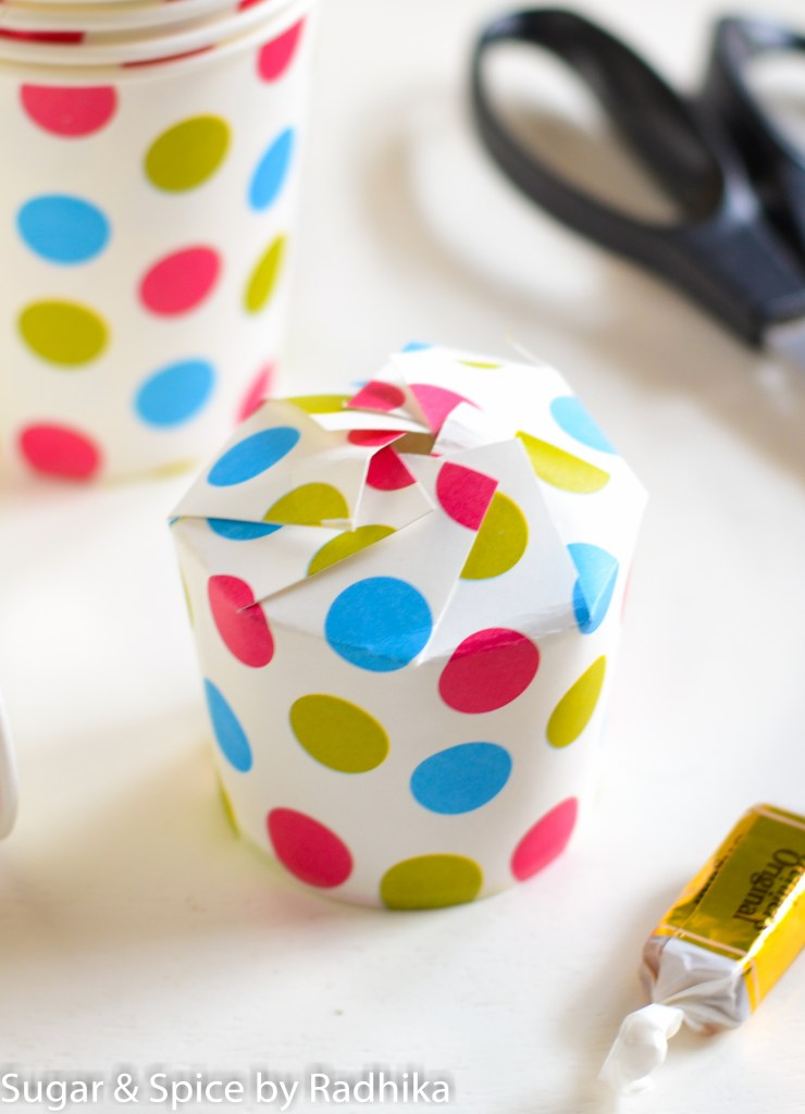 DIY Cute Carry Boxes