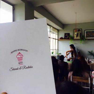 Baking with Radhika Shivesh